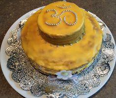 Die Bienenkönigin: Kindergeburtstag  Children birthday cake - Yoga cake