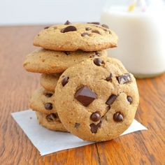 Chocolate Chip Chunk Cookies Recipe