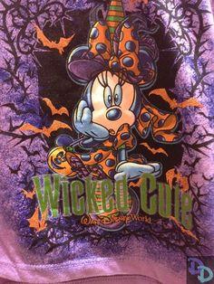 Halloween merchandise rolls out at Walt Disney World Disney Ideas, Disney Love, Disney Mickey, Walt Disney, Mickey Mouse, Disney World Guide, Disney World Trip, Disney Trips, Disneyland Halloween