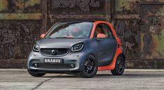 Nuova Smart Fortwo Brabus in arrivo nel mercato italiano nel 2015