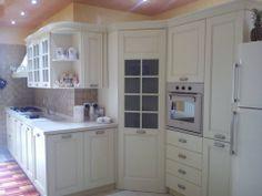 Cucina Stosa Cucine Beverly Classica Legno bianca - Cucine a ...