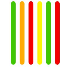 Popsicle stick pattern cards – a day in the life of a latvian mom Life Skills Classroom, Busy Boxes, Card Patterns, Popsicle Sticks, Popsicles, Math Activities, Learn English, Bar Chart, Creations