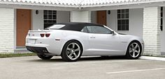 I said I would never buy a Chevy or Ford ever again. . . but there is something nostalgic about your first car - mine was a Camero and the new 2012 model is bad ass! YOU AIN'T LYIN!!!!!!!