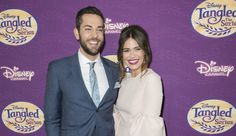 Mandy Moore And Zachary Levi Attend 'Tangled Before Ever After' Premiere Event