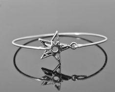 Star Bracelet Bangle Star Jewelry Sterling Silver by JubileJewel, $15.00 Silver Bracelets, Bangle Bracelets, Silver Rings, Star Jewelry, Bridal Bracelet, Silver Stars, Bridesmaid Jewelry, Sterling Silver Jewelry, Accessories