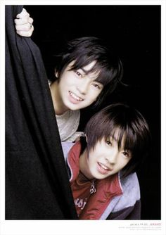 Okay...I'm not really into Matsumoto Jun, but chibi Matsumoto Jun? the amount of the cuteness is too damn high! I'm Sold! :D