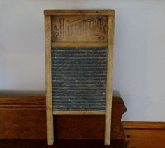Vintage National Washboard Co.Junior Wooden by vintageheartstrings, $34.00