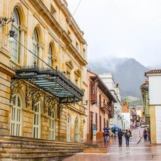 You're in the market for your next vacation and wondering where to go. You're thinking forest trekking, dramatic Andean peaks, and a cobbled historic downtown. Perhaps somewhere in Colombia! If the pin on your map points to the tropical climate of Bogota, then this guide is for you.These are the top 5 things to do in this beautiful Latin American city.