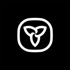 From LogoArchive. Government of Ontario by Norman Hathaway, 1964.