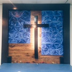 Painted Angles from Christ's Commision Fellowship in Taytay, Rizal, Philippines| Church Stage Design Ideas