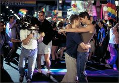Randy Harrison @ QAF Behind the Scene | Flickr - Photo Sharing!