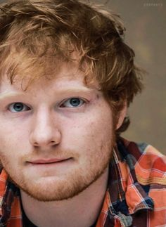 Ed Sheeran. Every time I hear his music, I get shivers. Love his voice and incredible talent.