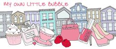 Blog header illustrated by Kristina Hultkrantz for http://myownlittlebubble.com/