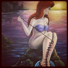 """The Mermaid's Homesickness"""