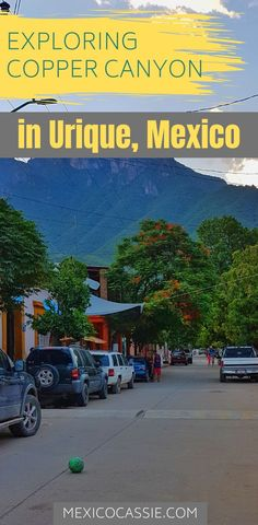 Right down at the bottom of the Copper Canyon is the tiny little pueblo of Urique. If you're thinking of visiting then read this article to learn all you need to know about spending time there. Mexico Vacation Destinations, Real Mexico, Great Vacations, Family Vacations, Adventure Holiday, Beautiful Places To Visit, Mexico Travel, Best Cities, Chihuahua