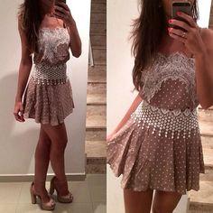 Esse look maravilhoso vc encontra hoje nas lojas @rebeccafurtado❤️
