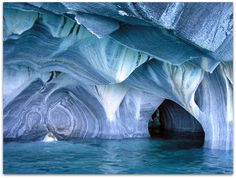 [Naica Cave of Crystals, Mexico] #travel