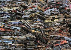 Chris Jordan - Intolerable Beauty: Portraits of American Mass Consumption   (2003 - 2005)