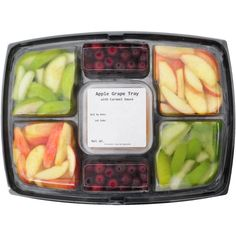 Buy Walmart Produce Apple Grape Tray 42 Oz at Walmart.com
