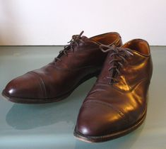 Alden New England Handmade Men's Wingtip Brogues Size 13 AA/B US by TheOldBagOnline on Etsy
