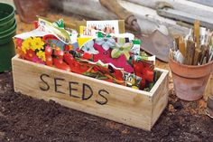 Best Vegetable Seed Companies - Organic Gardening - MOTHER EARTH NEWS