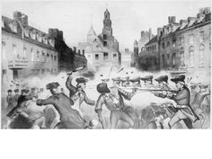 Pro Labor Alliance Inc.    Today in #laborhistory : British soldiers, quartered in the homes of colonists, took the jobs of working people when jobs were scarce. On this date, grievances of rope makers against the soldiers led to a fight. Soldiers shot down Crispus Attucks, a black colonist, then others, in what became known as the Boston Massacre. Attucks is considered the first casualty in the American Revolution - 1770