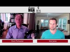 Dr David Perlmutter: Grain Brain, Eating Fat Makes You Smart, and Why (Brain) Size Matters | Fat-Burning Man
