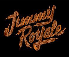 Jimmy Royale: Laces - Illustrator: Travis Price: Melbourne Victoria Australia Vector