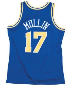 ac423adfce0a Men s Chris Mullin Golden State Warriors Hardwood Classic Swingman Jersey