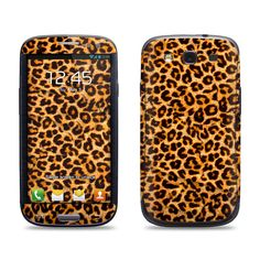 galaxy s3 phone covers | Samsung Galaxy S3 Phone Case Cover Decal Leopard by skunkwraps. This ones for you Julia