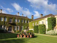 Lucknam Park Hotel & Spa, Bath offers regular luxury mindfulness retreats
