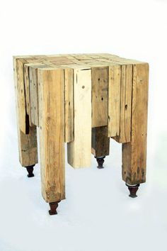 yesssss a dope side table