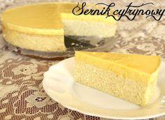pysznie i dietetycznie!: Sernik cytrynowy na parze