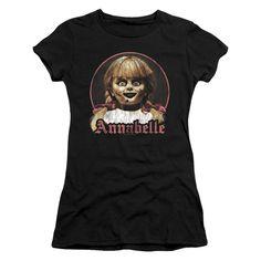 Women Men T-Shirt 3D Print Short Sleeve Tee Tops Movie Annabelle Baby Casual