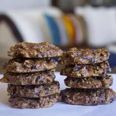 """Skinny Girl Chocolate Chip Cookies 