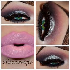 ♥Super sexy bombshell make up♥