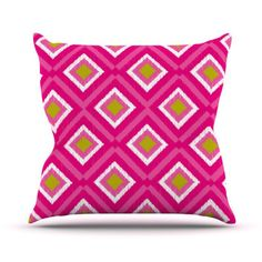 [Free Shipping] when you buy KESS InHouse Moroccan Tile Throw Pillow at AllModern - Great Deals on all  products with the best selection to choose from!