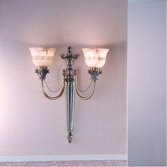 Lampy klasyczne Possoni  27089/A2 - Possoni - kinkiet klasyczny    #design #classic #lamp #klasyka #Abanet #oświetlenie_Kraków #Possoni  27089/A2