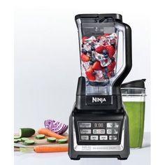 Free 2-day shipping. Buy Ninja DUO with Auto-iQ 7 Speed Blender Black (BL641) at Walmart.com
