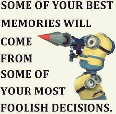 30 Hilarious Quotes from Minions - Funny Minions Memes Funny Minion Memes, Minions Quotes, Minions Minions, Funny Quotes, Life Quotes, Sarcasm Quotes, Minion Movie, Picture Quotes, Quote Pictures
