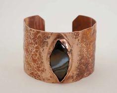 Handmade Bracelets, Jewelry Bracelets, Handmade Jewelry, Handmade Design, Handmade Items, Etsy Handmade, Copper Accessories, Ethnic Chic, Ethnic Jewelry
