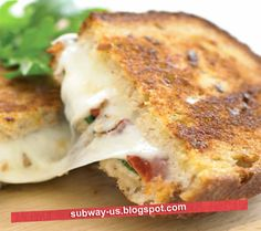 fried mozzarella panini recipe
