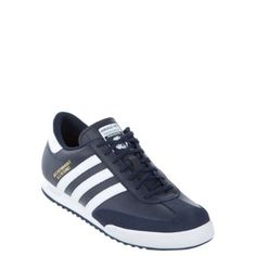 Adidas Originals - Beckenbauer - Athletic Footwear (Legend Ink & Running  White)
