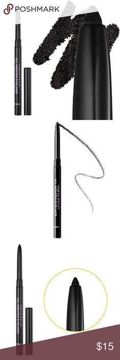 NIB URBAN DECAY All Nighter black pencil eyeliner Brand new in box. High pigment waterproof eyeliner pencil formula full Size. Urban Decay Makeup Eyeliner