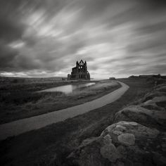 """Whitby Abbey is breathtaking.  A must is to read Bram Stoker's """"Dracula"""" before going.  This is the setting where Mr. Stoker wrote and got his idea for the story at.  There is a Dracula walking tour from the town of Whitby, very informative and fun.   So love this book!"""