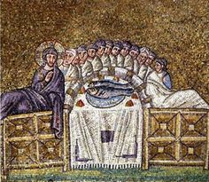 Sant'Apollinare Nuovo- Arte bizantina a Ravenna