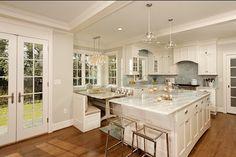 Princess White Quartzite Kitchen | Princess White Quartzite Kitchen Quartzite white princess