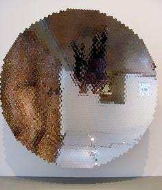 https://flic.kr/p/9nFgxu | Anish Kapoor | Untitled, 2007. Stainless steel. Lila Acheson Wallace Gift. Metropolitan Museum