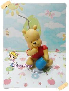 vela mágica ursinho Pooh