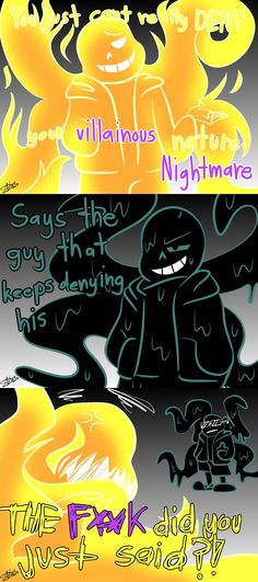 Undertale Comic Funny, Undertale Fanart, Undertale Au, Are You Deaf, Dreams And Nightmares, The Ugly Truth, Rule 34, Story Time, The Magicians